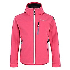 Dare 2B - Kids Pink resonance waterproof jacket