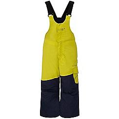 Dare 2B - Kids Yellow Jaunted waterproof ski pant