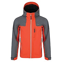 Dare 2B - Boys' orange resonance waterproof jacket