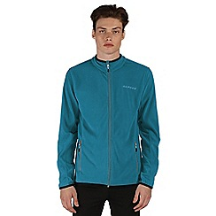 Dare 2B - Fluro blue resile zip up fleece