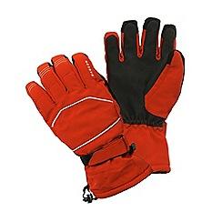 Dare 2B - Orange Clinched insulated stretch ski glove