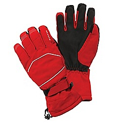 Dare 2B - Fiery red clinched insulated stretch glove