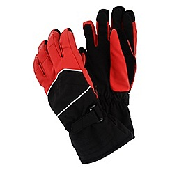Dare 2B - Black clinched insulated stretch glove