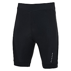Dare 2B - Black placate cycle shorts
