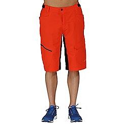 Dare 2B - Orange adhere lightweight shorts