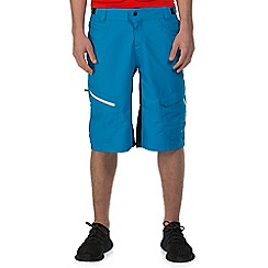 Dare 2B - Blue adhere 2 in 1 cycle short