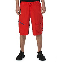 Dare 2B - Red adhere 2 in 1 cycle short