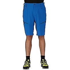 Dare 2B - Blue tuned in technical shorts