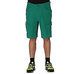 Dare 2B - Green tuned in technical shorts
