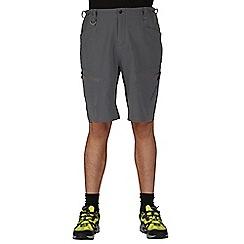 Dare 2B - Grey tuned in technical shorts