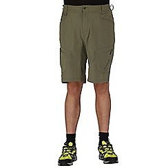 Dare 2B - Khaki tuned in technical shorts
