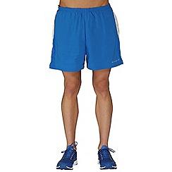 Dare 2B - Blue undulate sports shorts