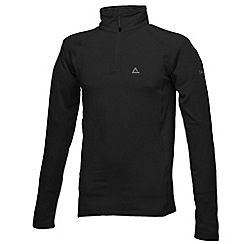 Dare 2B - Black lightweight fleece half zip