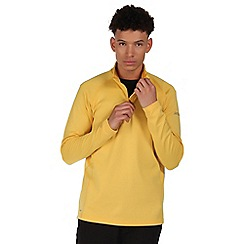 Dare 2B - Yellow fuseline long-sleeve top