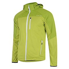 Dare 2B - Lime zest exigent softshell jacket