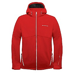Dare 2B - Fiery red integrity softshell jacket