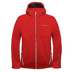 Dare 2B - Fiery red integrity softshell jacket