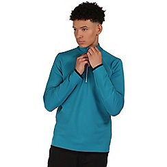 Dare 2B - Blue persevere quarter-zip midlayer