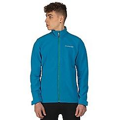 Dare 2B - Blue / green Assailant softshell jacket