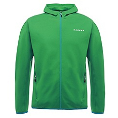 Dare 2B - Green ratify stretch hoodie