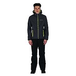 Dare 2B - Grey Invoke softshell ski jacket