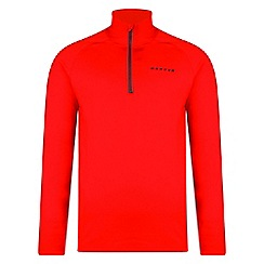 Dare 2B - Red 'Fuseline' core stretch sweatshirt