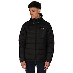 Dare 2B - Black take shelter quilted down jacket