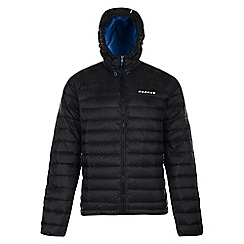Dare 2B - Black downslope quilted down jacket