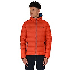 Dare 2B - Orange downtime quilted down ski jacket