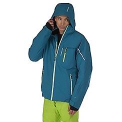 Dare 2B - Mosaic blue dexterity waterproof jacket