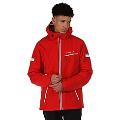 Dare 2B - Red enthuse waterproof snow jacket