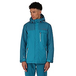 Dare 2B - Mosaic blue galvanise snow jacket