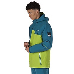 Dare 2B - Mosaic lime mentality waterproof snow jacket