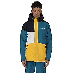 Dare 2B - Lemon/ blue gusto snow jacket