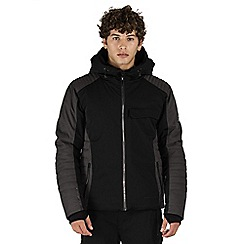 Dare 2B - Black Black label shadow side ski jacket