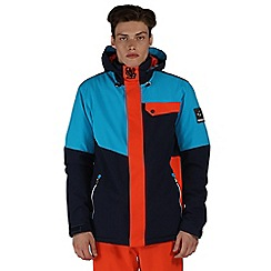 Dare 2B - Blue Hurl down waterproof ski jacket