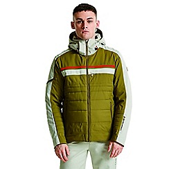Dare 2B - Green 'Throwback' waterproof ski jacket