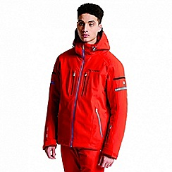 Dare 2B - Red 'carve it' pro waterproof ski jacket