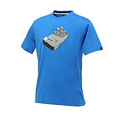 Dare 2B - Skydiver blue console t shirt