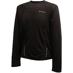 Dare 2B - Black relay crew neck jersey