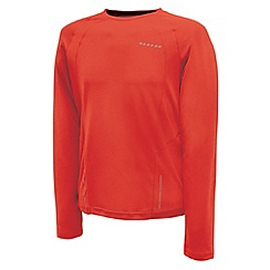 Dare 2B - Fiery red relay crew neck jersey