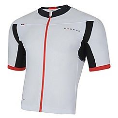 Dare 2B - White aep rouleur cycle jersey