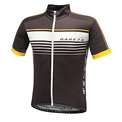 Dare 2B - Black mettle cycle jersey