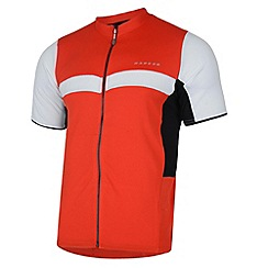Dare 2B - Fiery red impel cycle jersey
