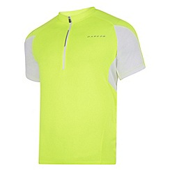Dare 2B - Fluro yellow commove cycle jersey