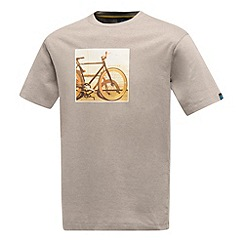 Dare 2B - Ash grey marl snapshot t shirt