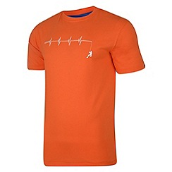 Dare 2B - Orange heart rate t shirt