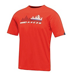 Dare 2B - Fiery red city scene t shirt