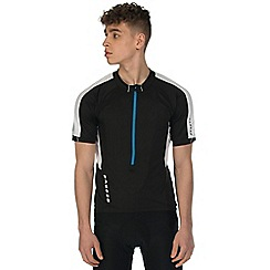 Dare 2B - Black Retribute cycle jersey top