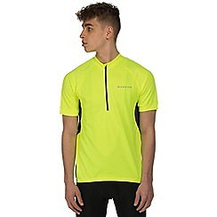 Dare 2B - Yellow Countdown cycling jersey top